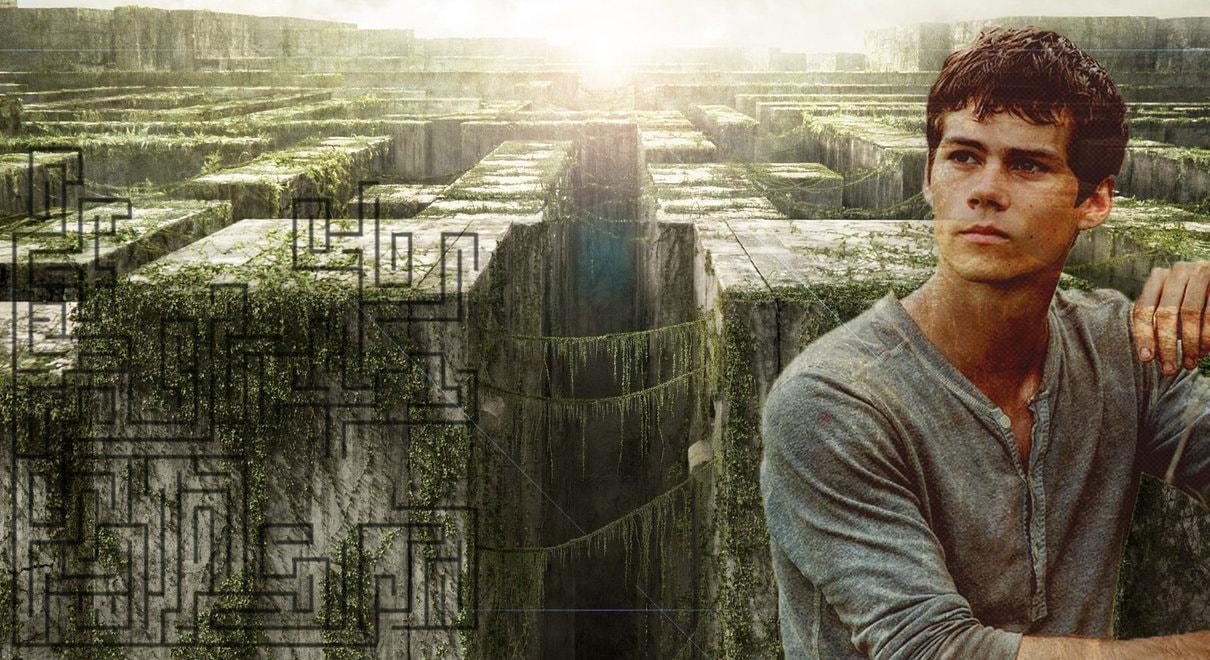 The Maze Runner desktop wallpaper