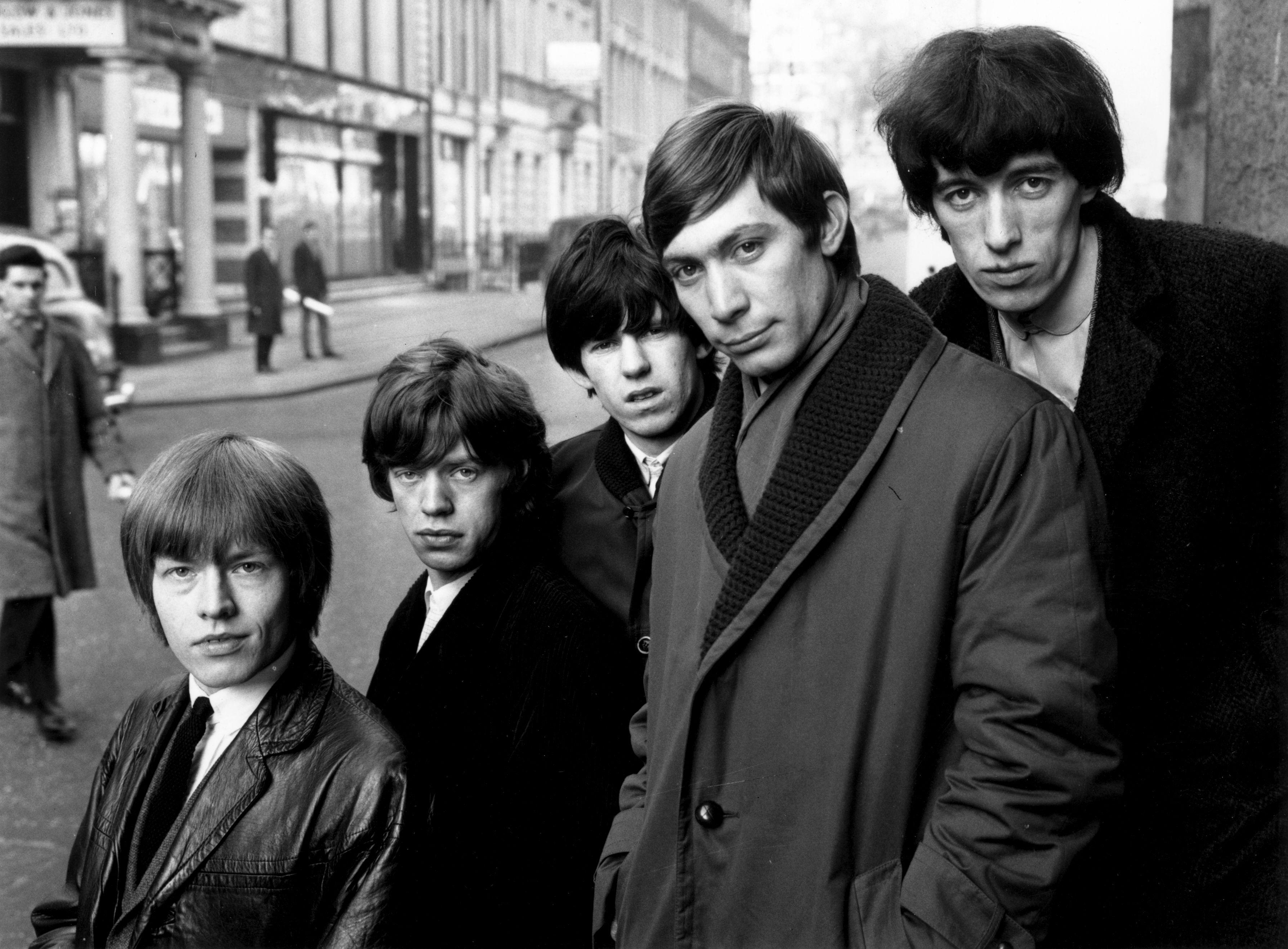 The Rolling Stones Desktop wallpaper
