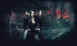 The Vampire Diaries desktop wallpaper