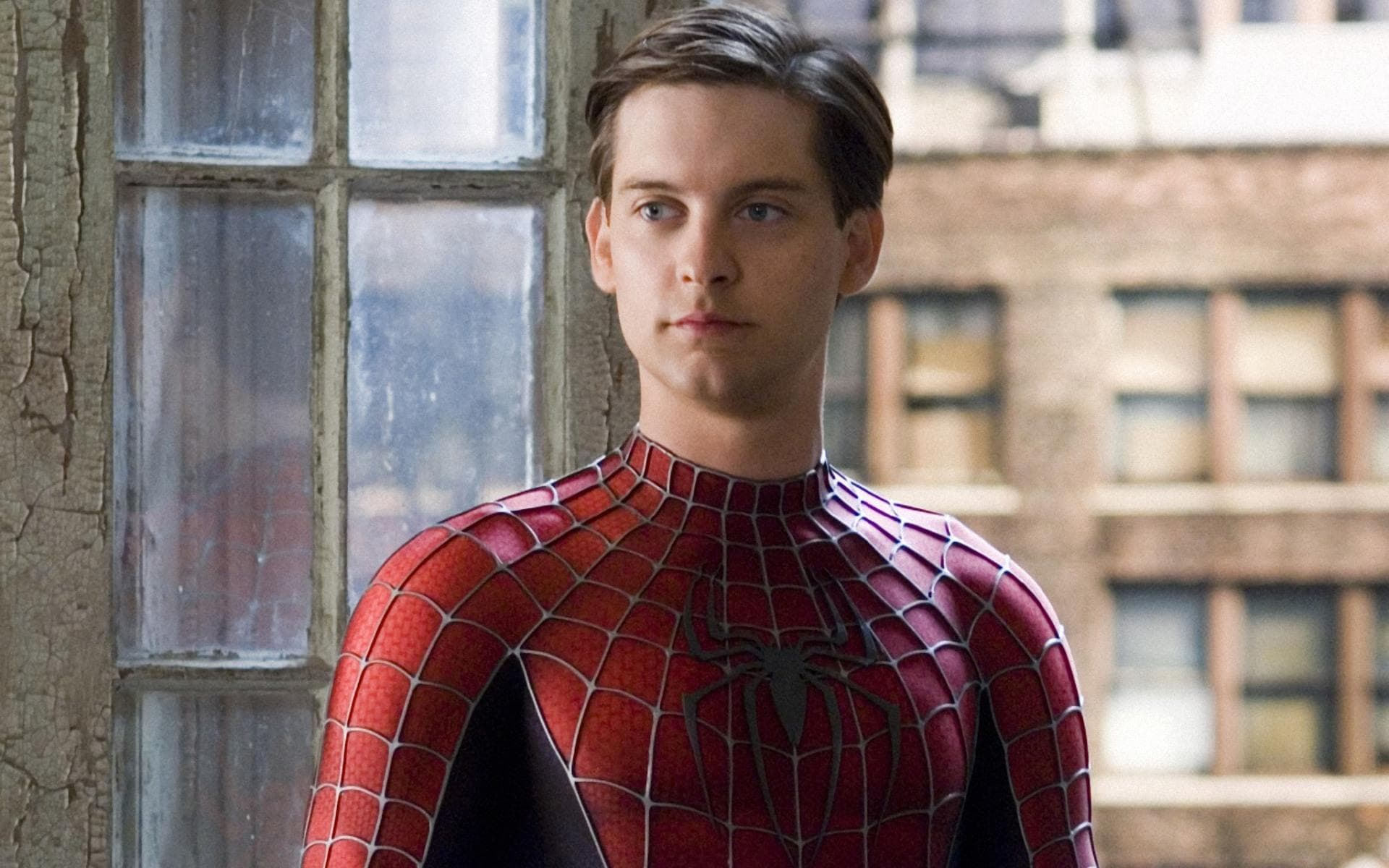 Tobey Maguire Desktop wallpaper
