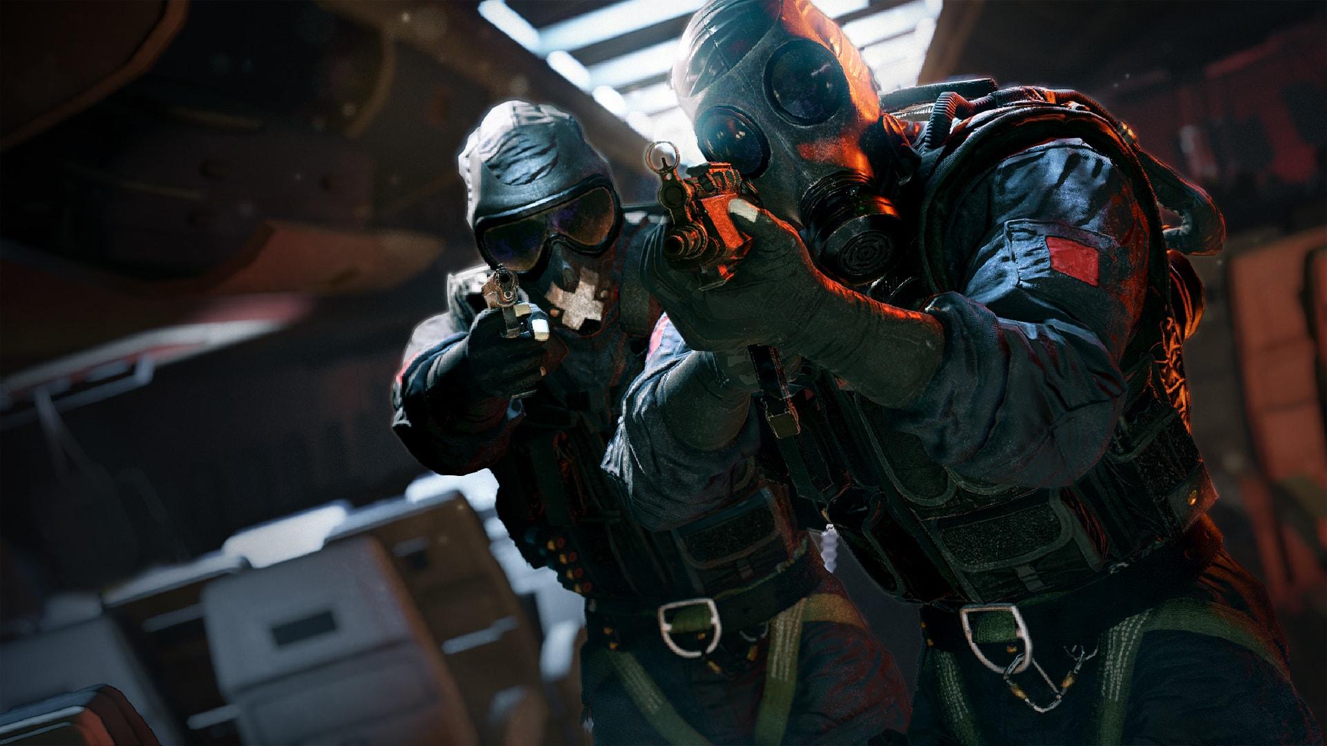 Tom Clancy's Rainbow Six: Siege Desktop wallpaper