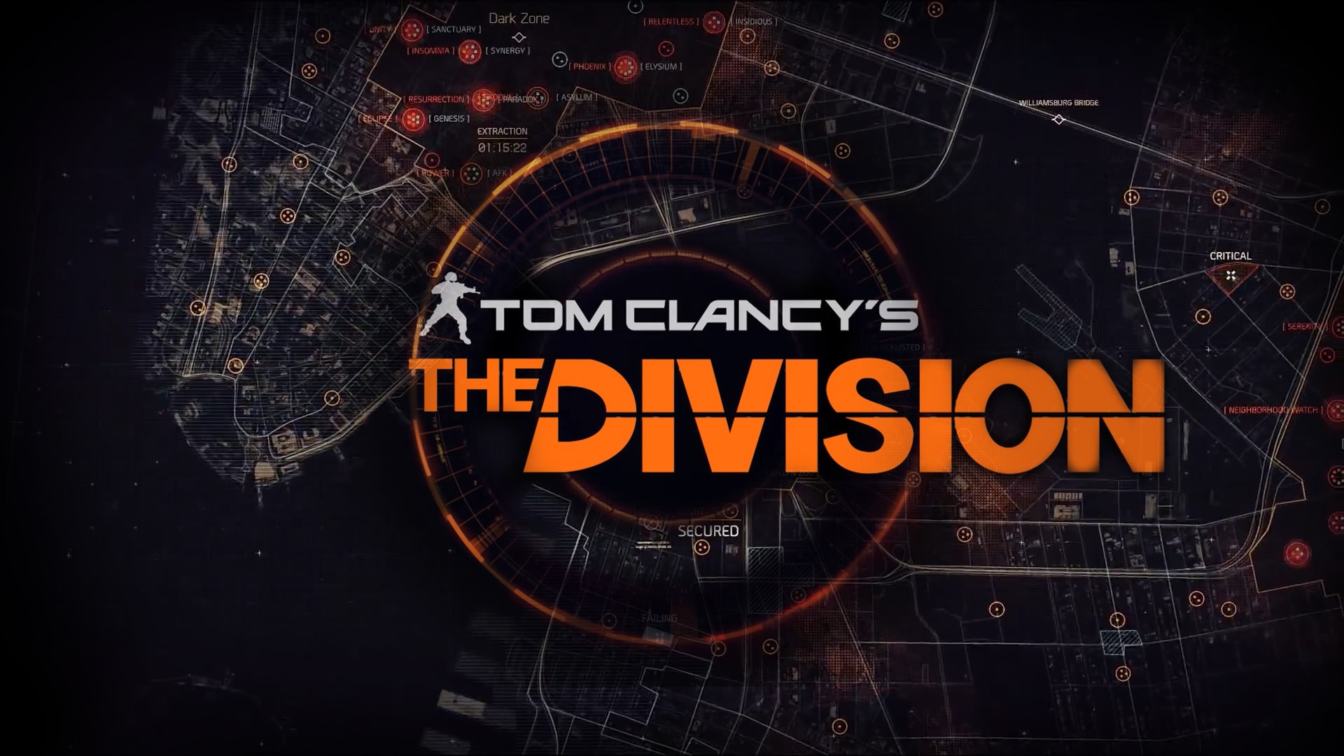 Tom Clancy's The Division Desktop wallpaper