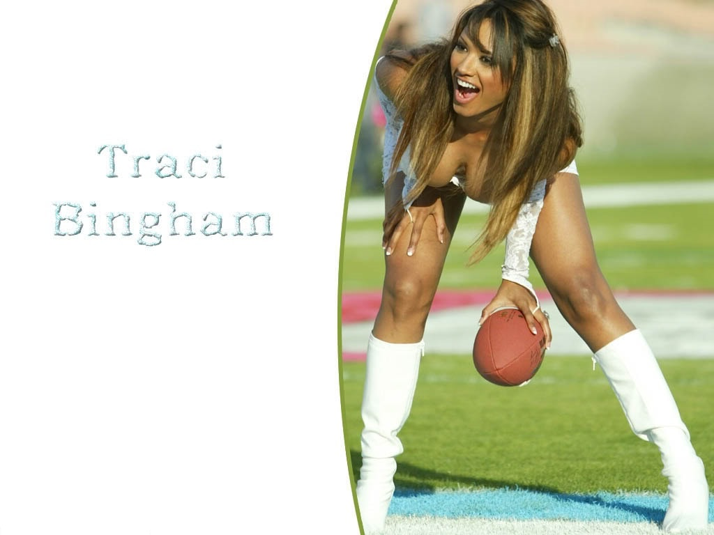 Traci Bingham Desktop wallpaper