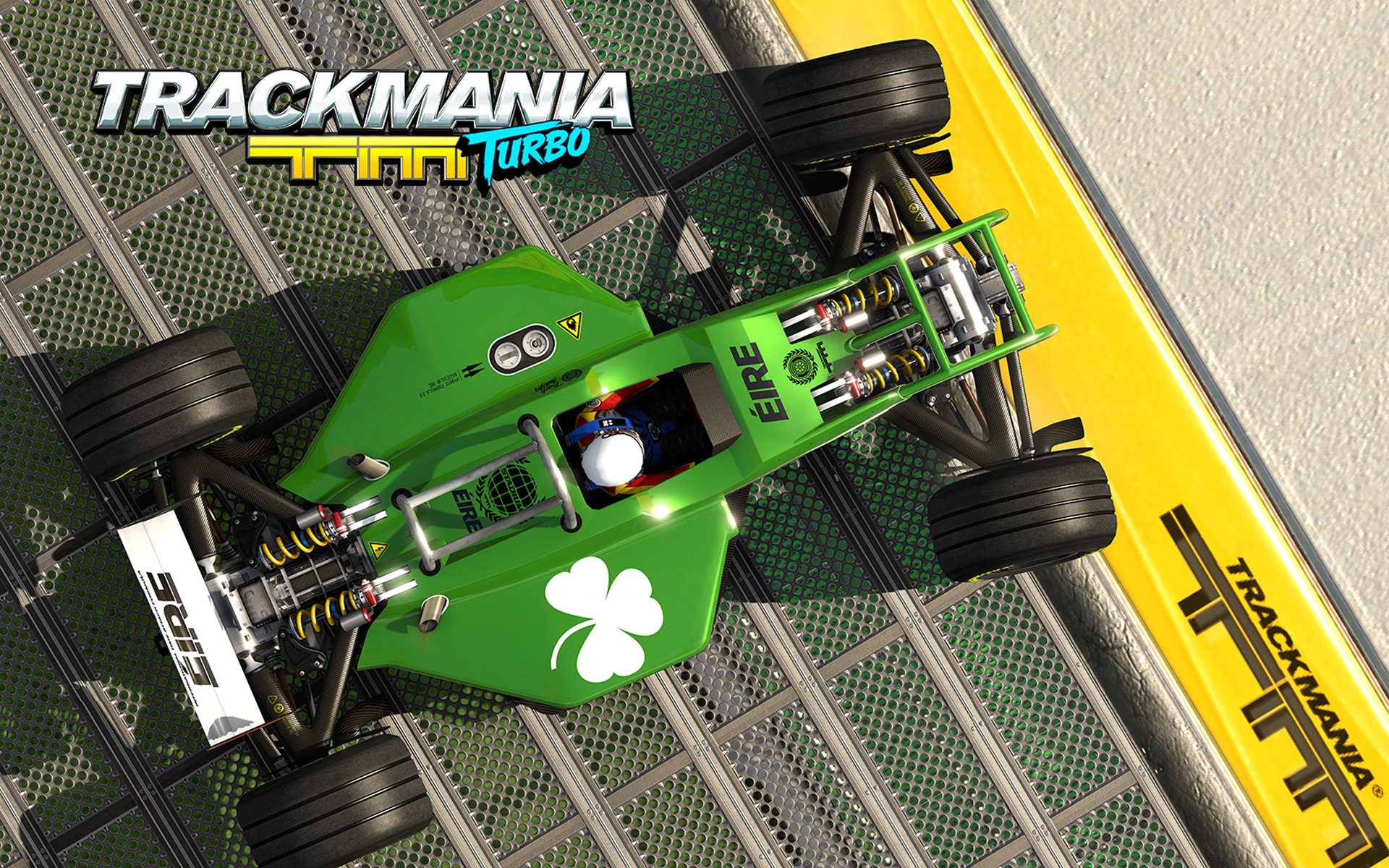 Trackmania Turbo Desktop wallpaper