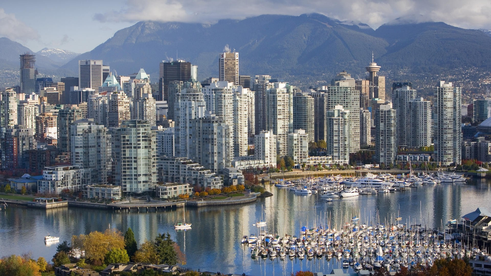 Vancouver Desktop wallpaper