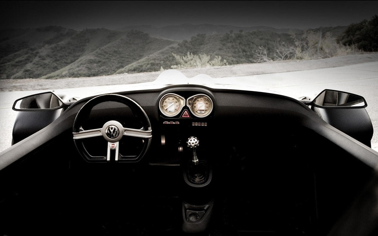 Volkswagen GX3 Concept Desktop wallpaper
