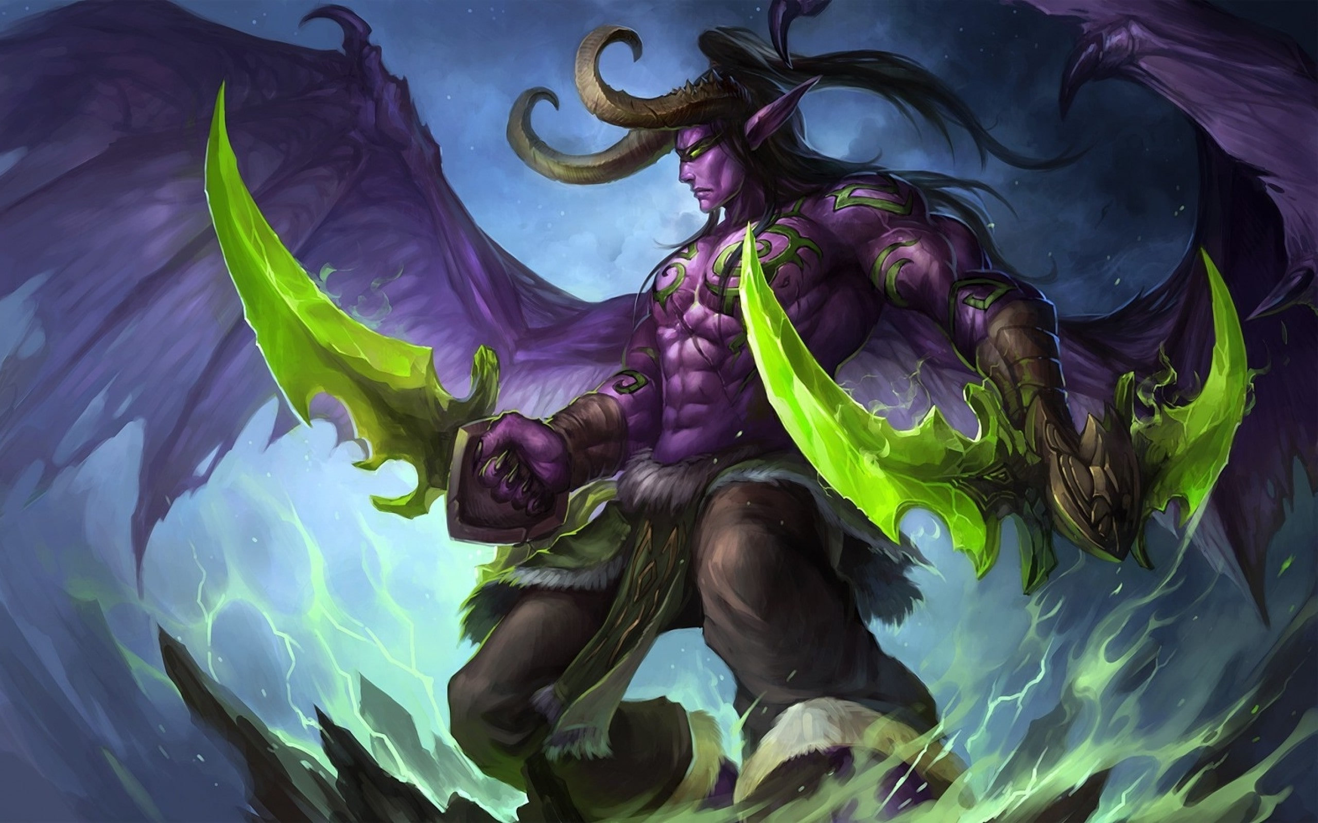 Illidan Wallpaper