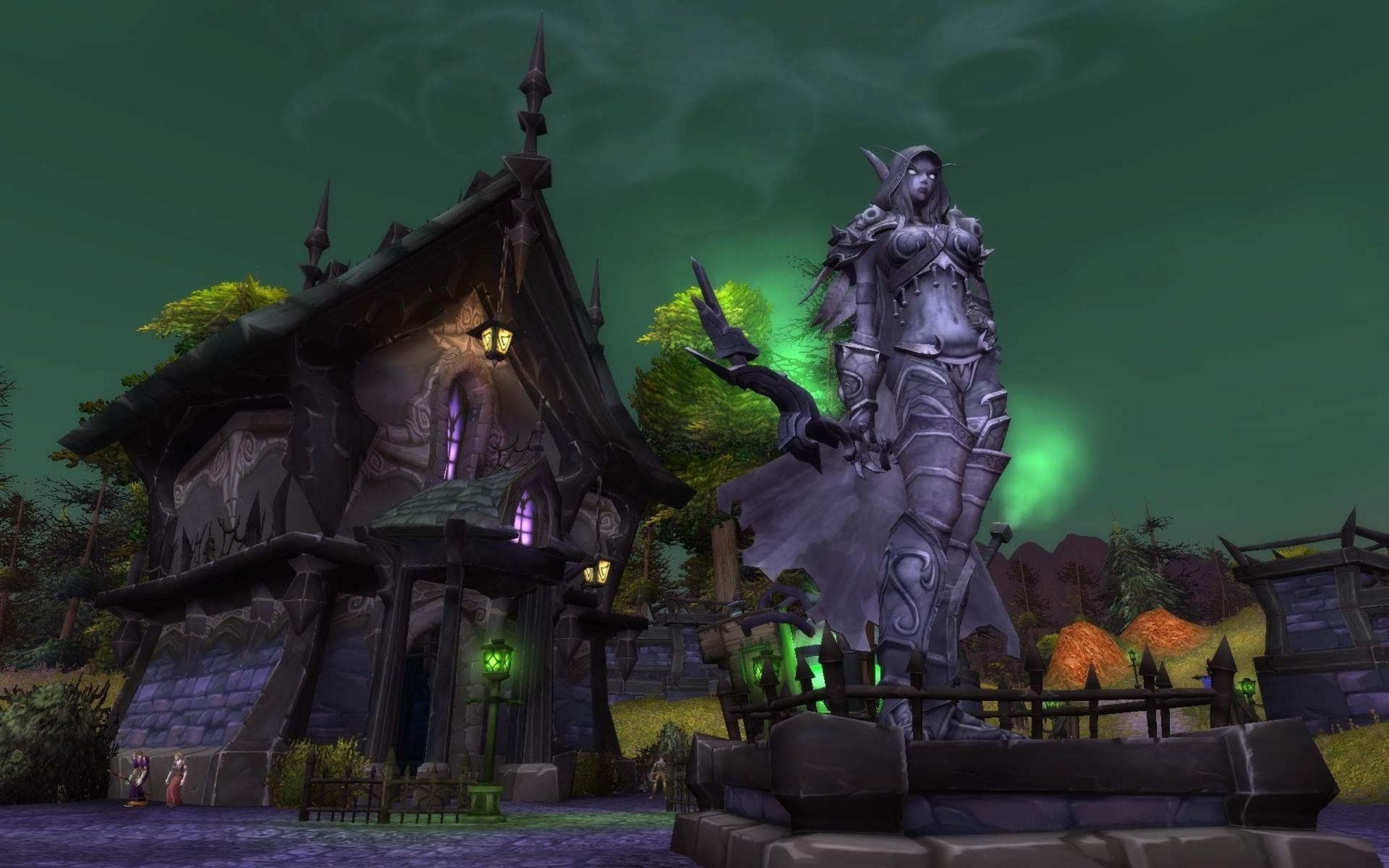 wow sylvanas windrunner hq - photo #16