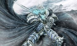 WOW: The Lich King desktop wallpaper