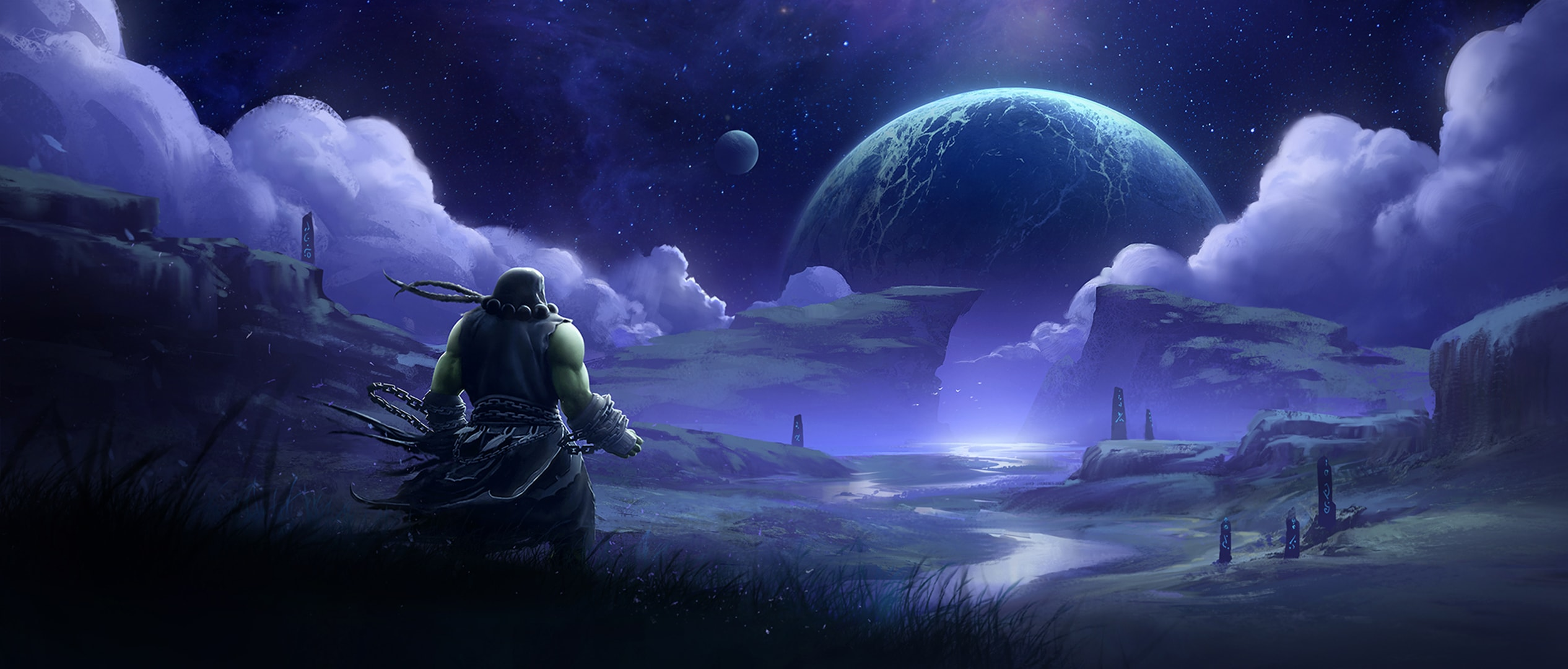 World Of Warcraft HD Desktop Wallpapers for