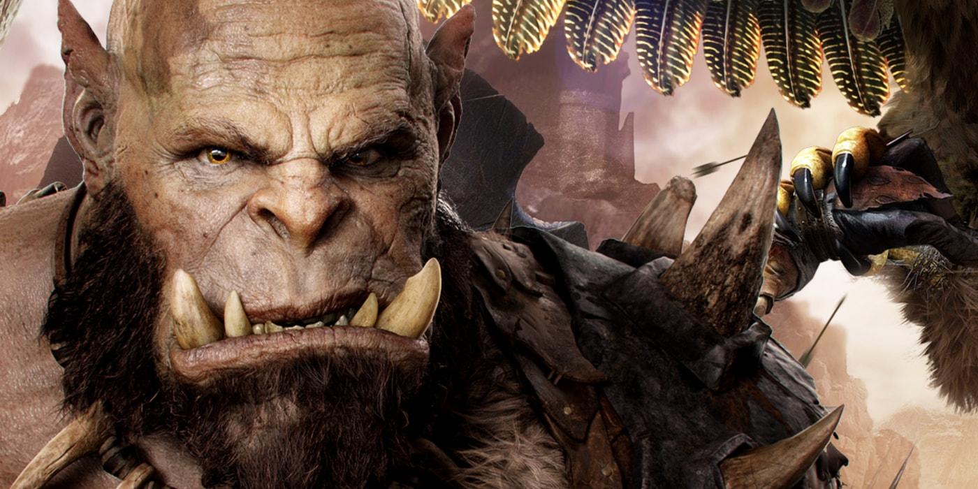 Warcraft Desktop wallpaper