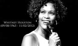Whitney Houston Desktop wallpaper