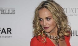 Sharon Stone Beautiful