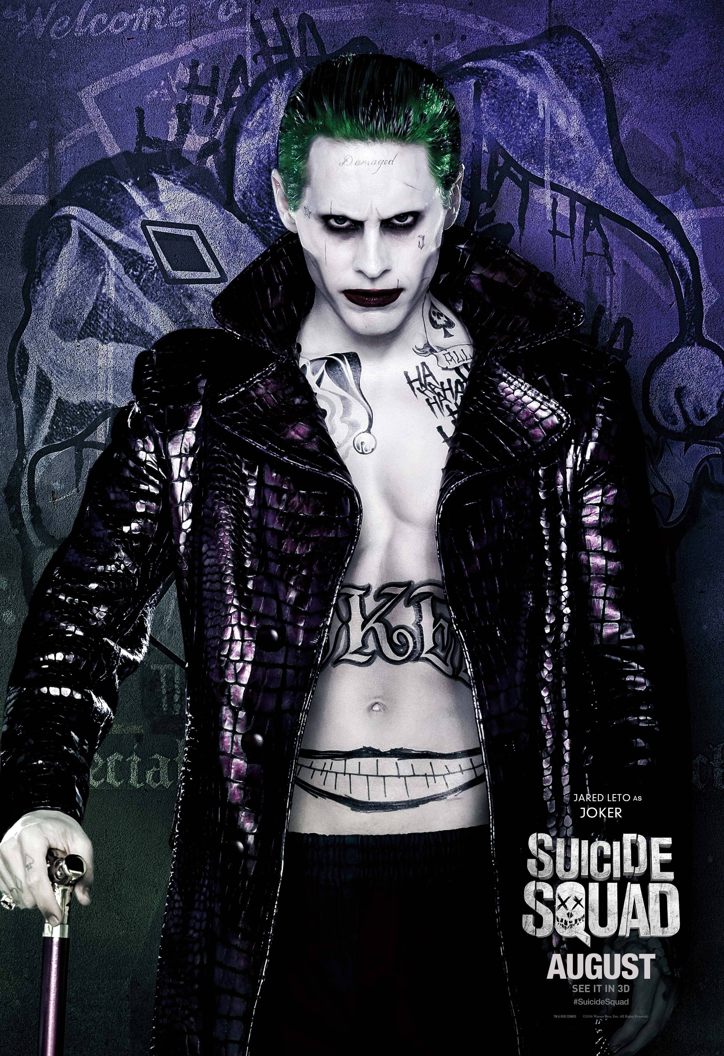 Suicide Squad Beautiful
