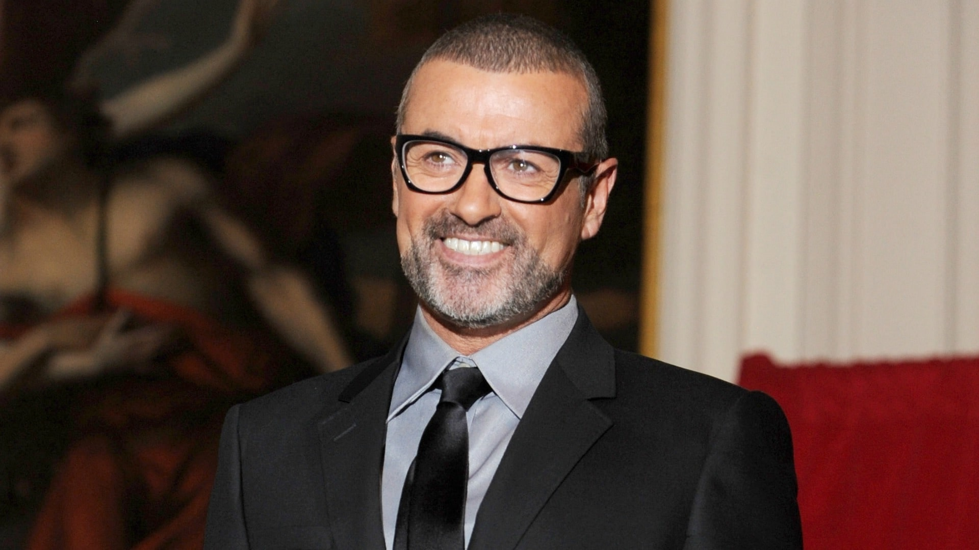 George Michael Widescreen