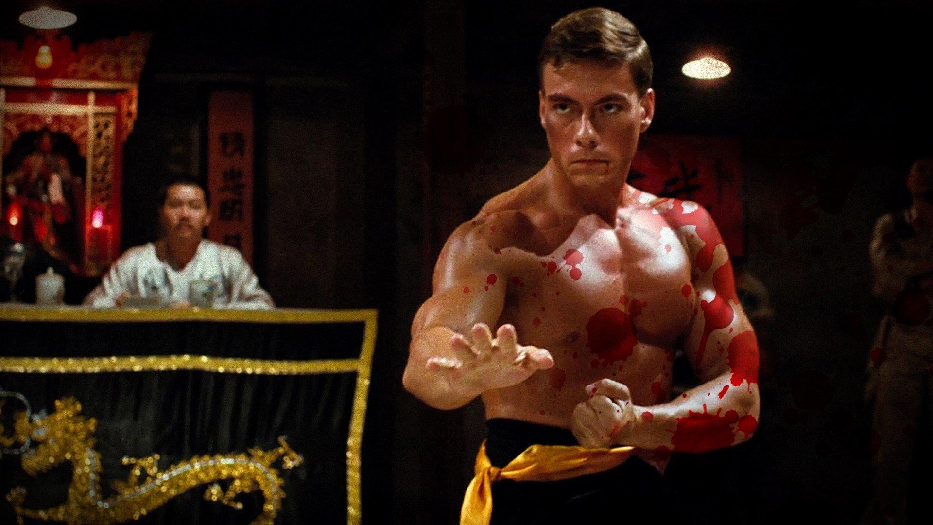 Jean Claude Van Damme Beautiful
