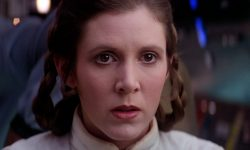 Carrie Fisher New