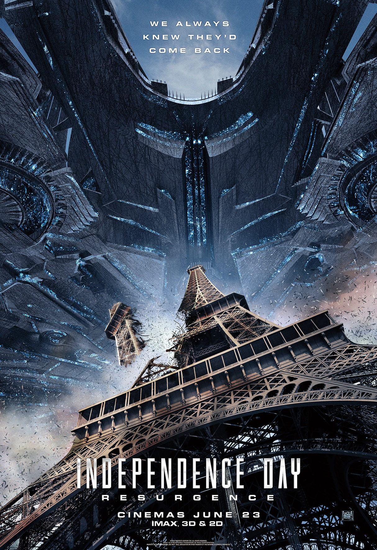 Independence Day: Resurgence New