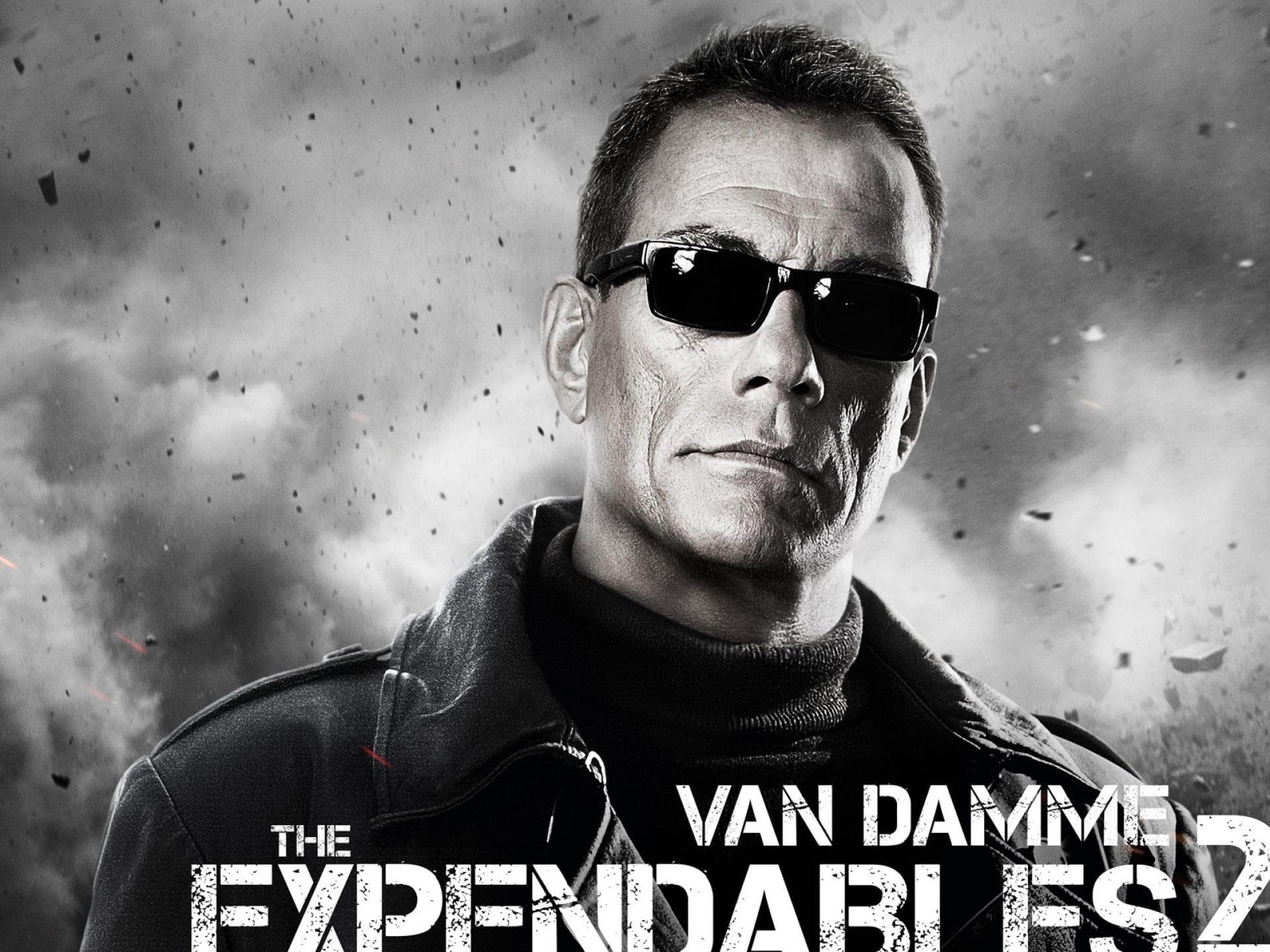 Jean Claude Van Damme Quality desktop