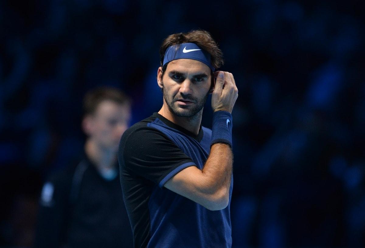 Roger Federer Glamour