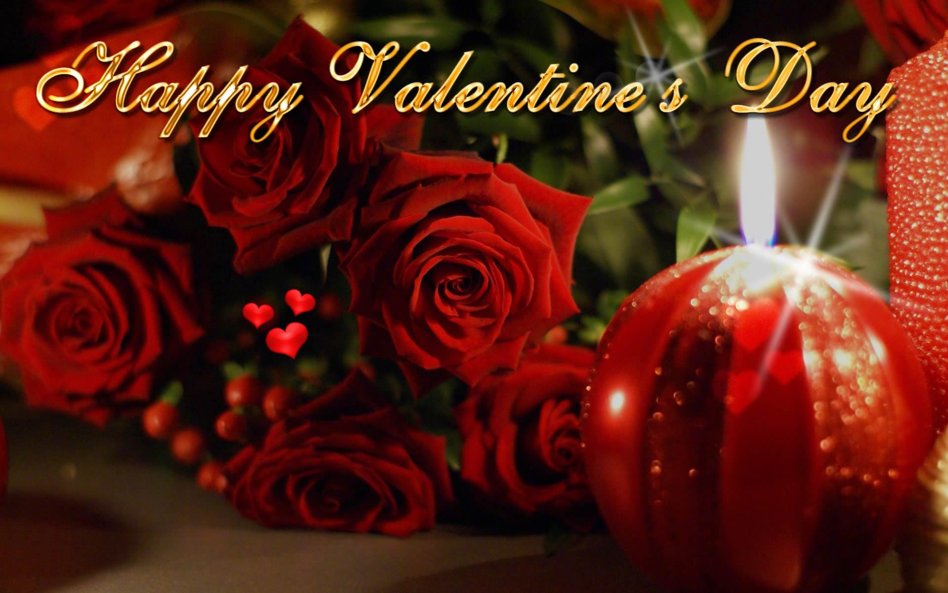 Valentine's Day Glamour