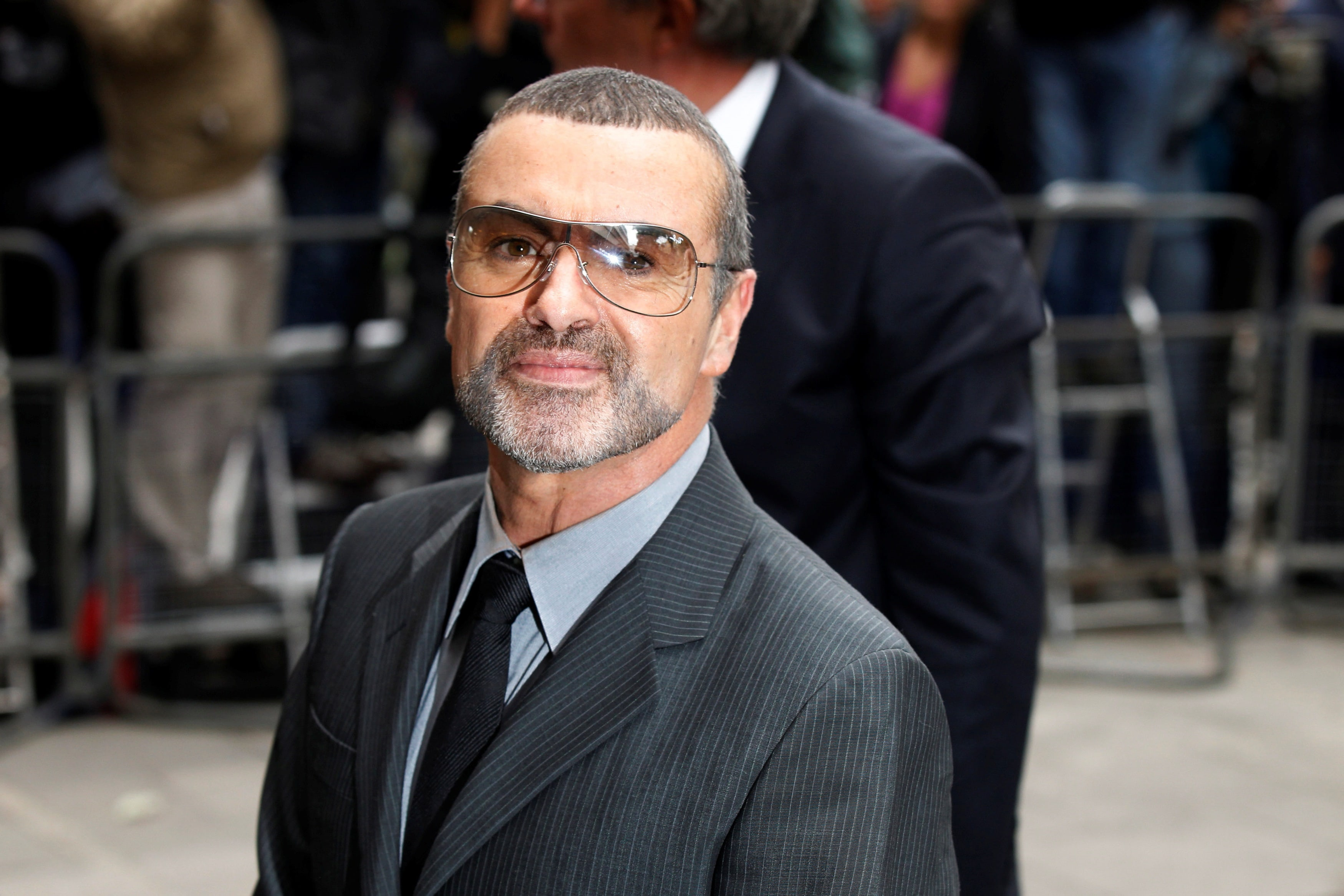 George Michael Hot
