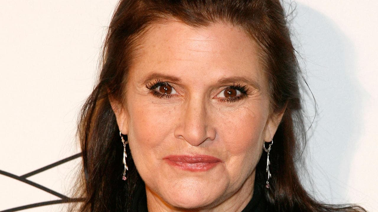 Carrie Fisher High quality