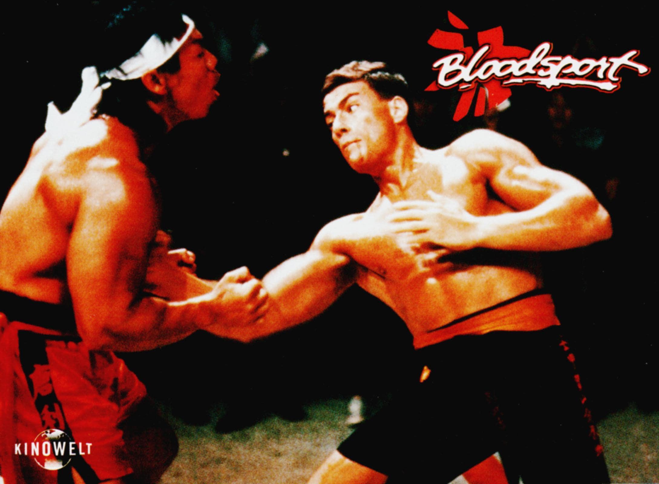 Jean Claude Van Damme High quality