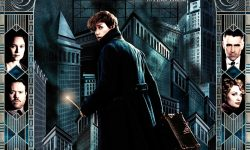 Fantastic Beasts and Where to Find Them iPhone wallpapers