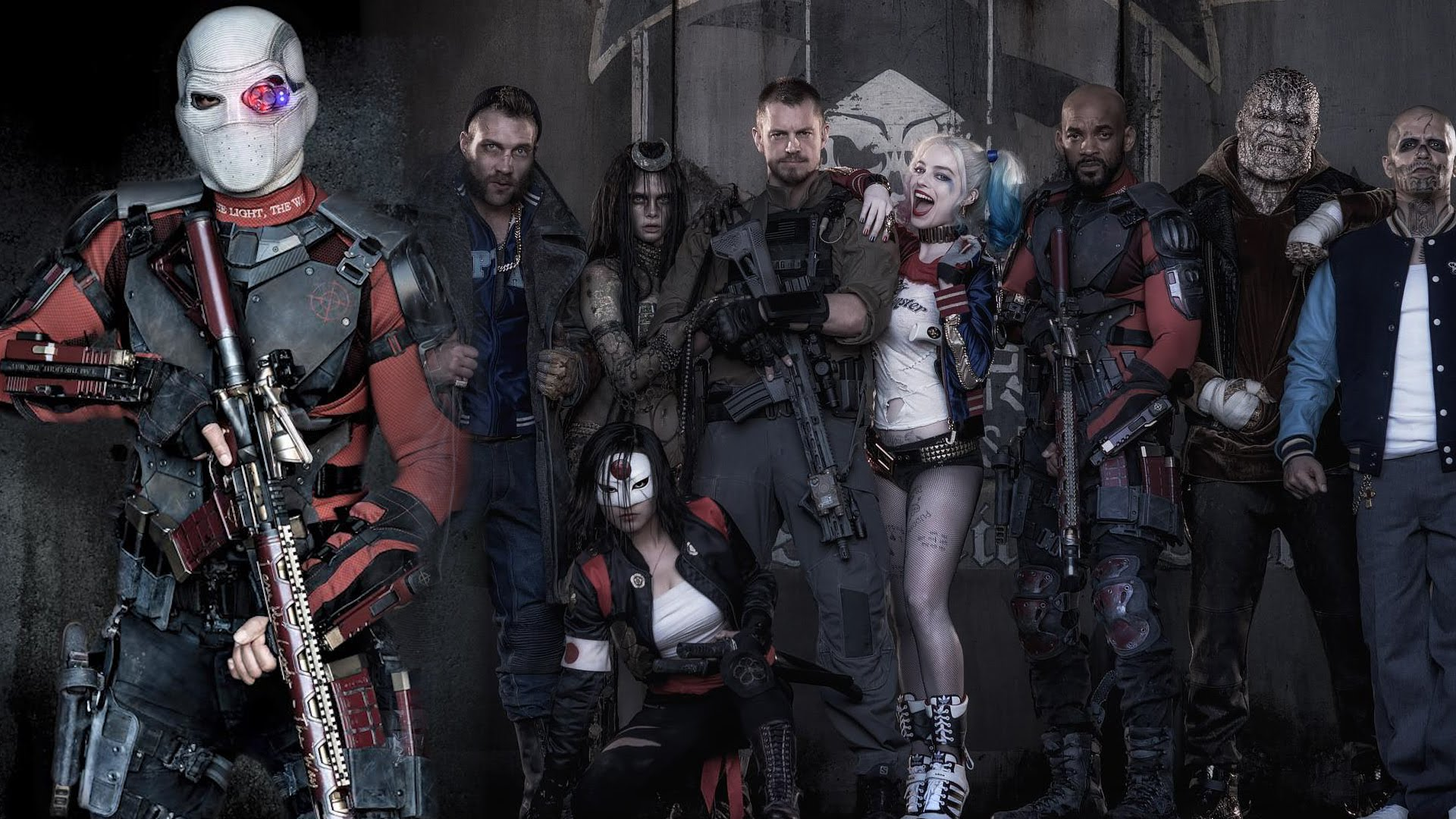 Suicide Squad High quality