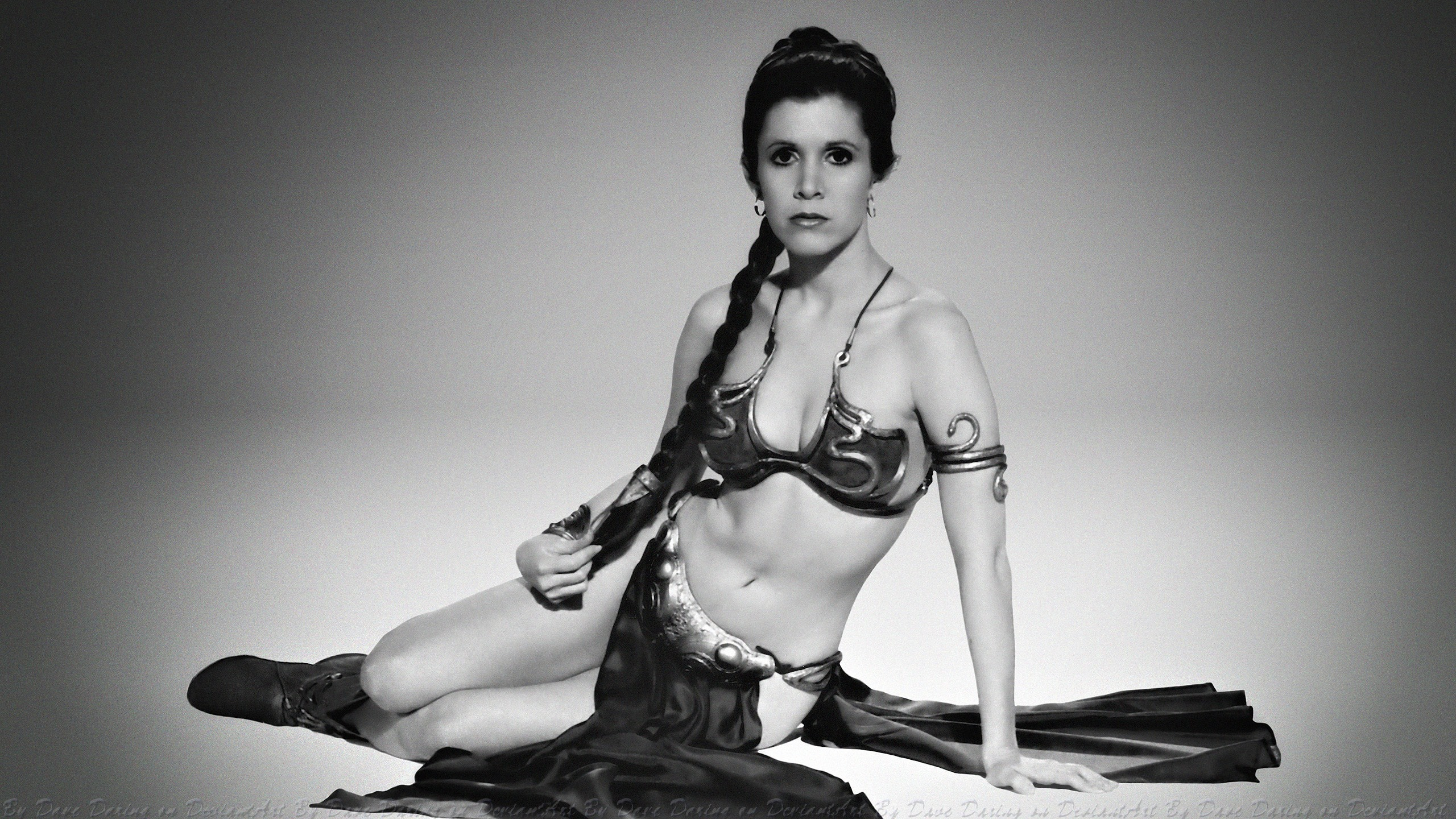 Carrie Fisher Walls