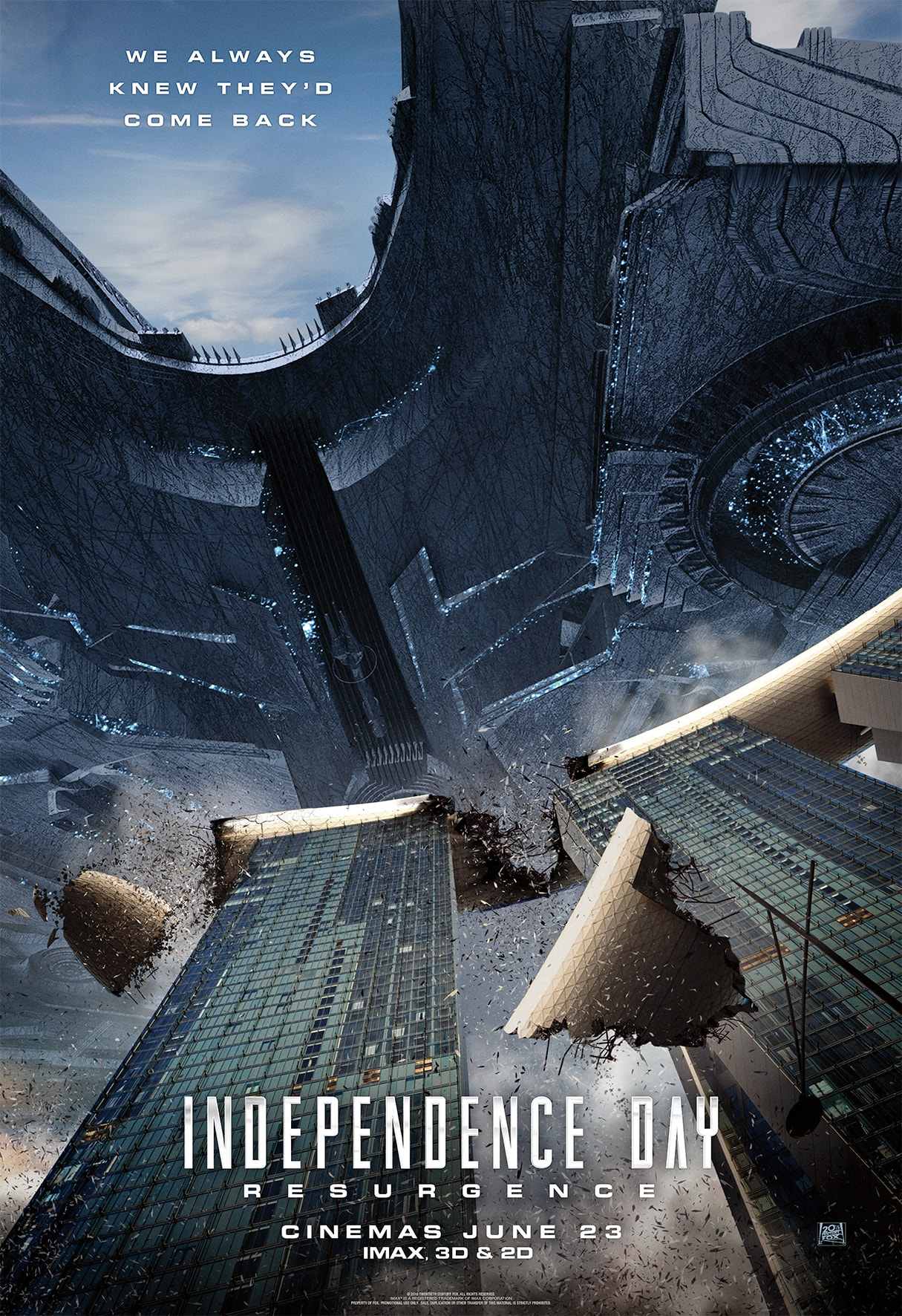 Independence Day: Resurgence iPhone wallpapers