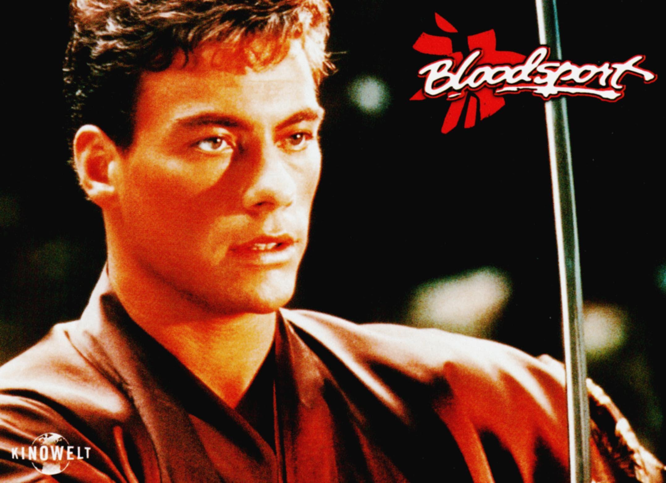 Jean Claude Van Damme New