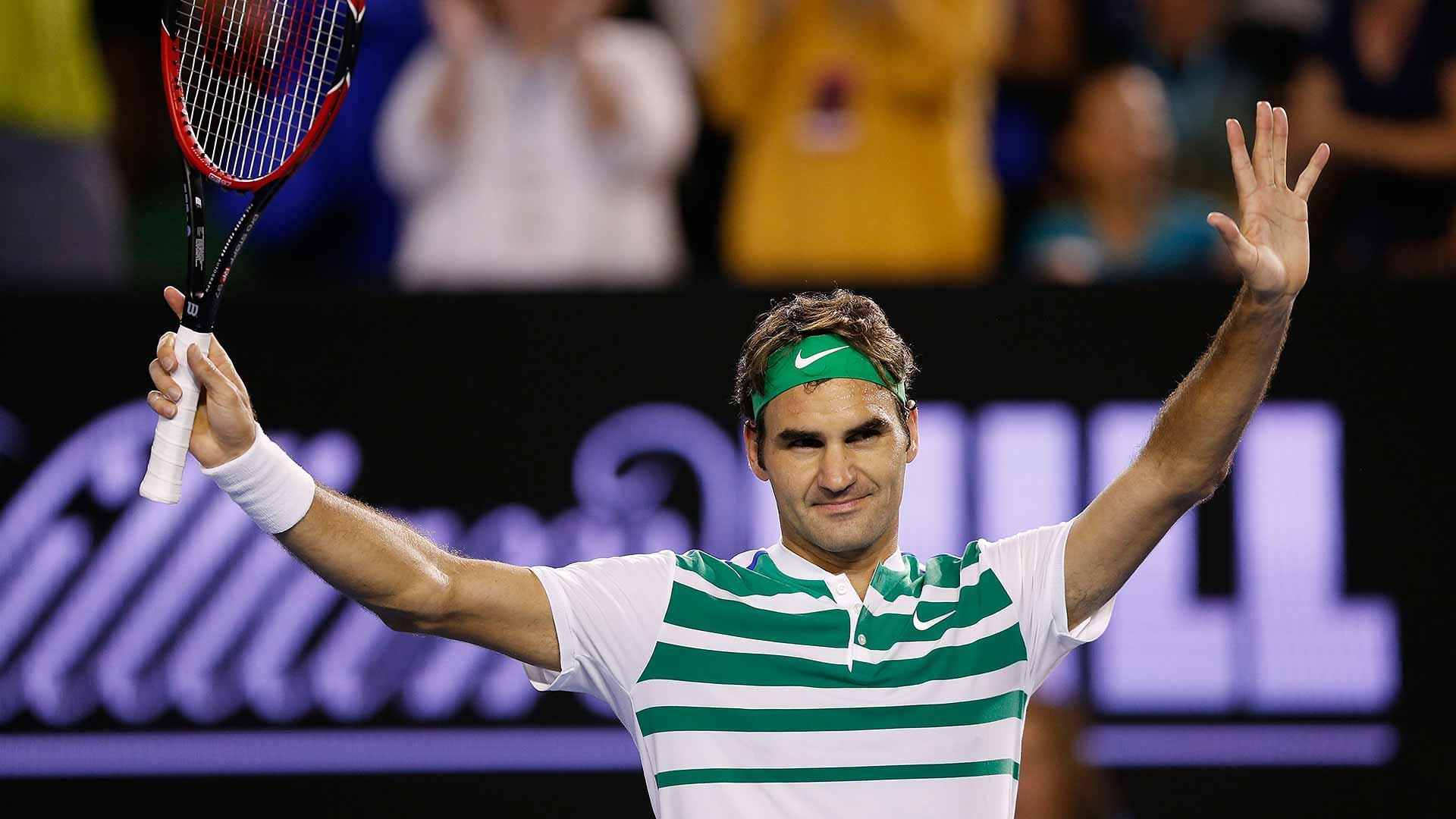 Roger Federer Exitoc