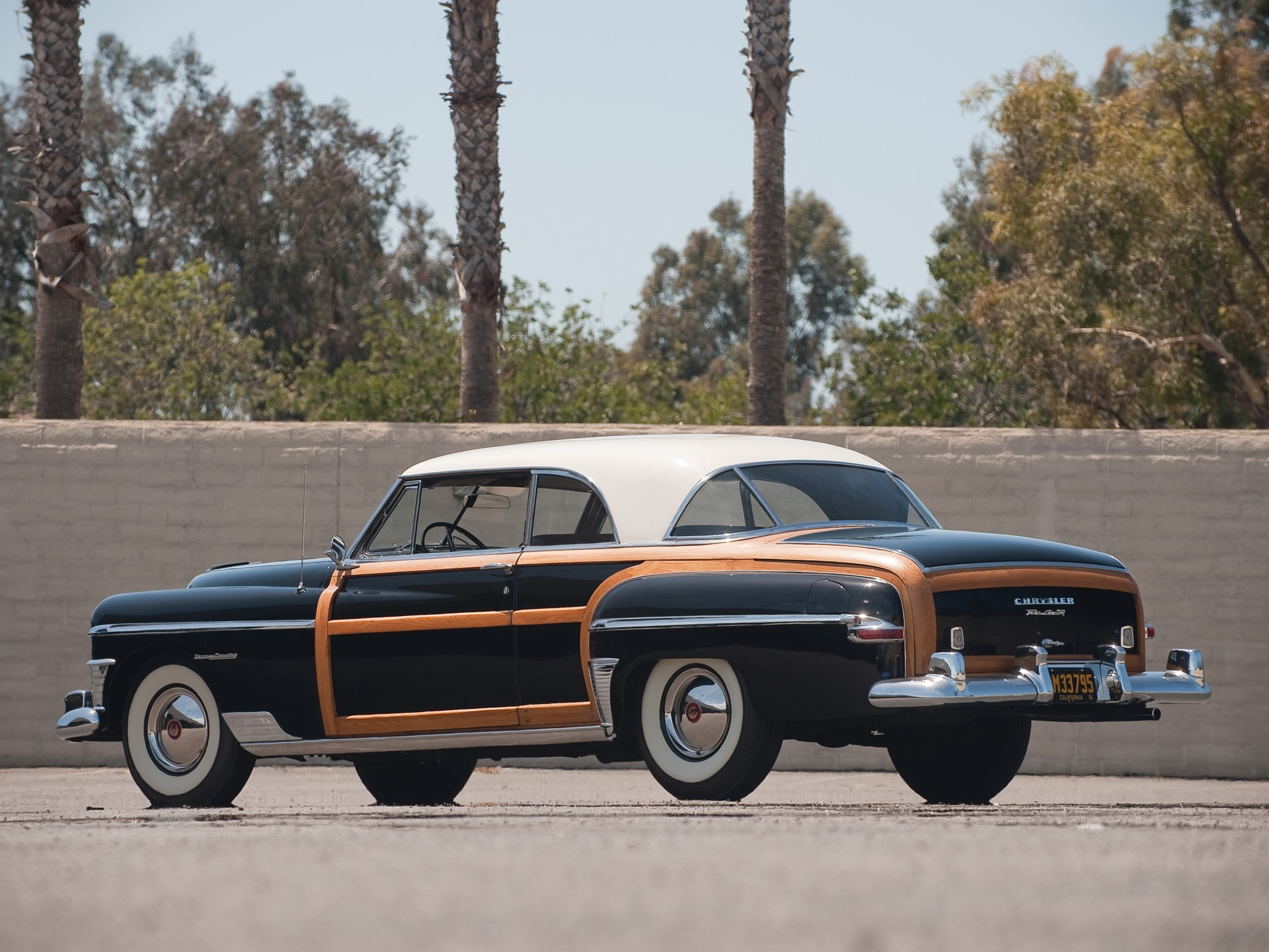 1950 Chrysler Town & Country widescreen wallpapers