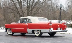 1954 Cadillac Eldorado widescreen wallpapers