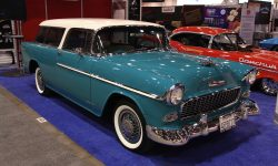 1955 Chevrolet Nomad widescreen wallpapers