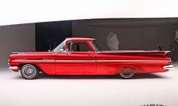 1959 Chevrolet El Camino widescreen wallpapers