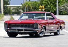 1965 Buick Riviera GS widescreen wallpapers