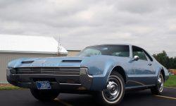 1966 Oldsmobile Toronado widescreen wallpapers
