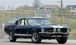 1967 Shelby GT500 widescreen wallpapers