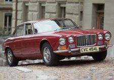 1968 Jaguar XJ6 widescreen wallpapers