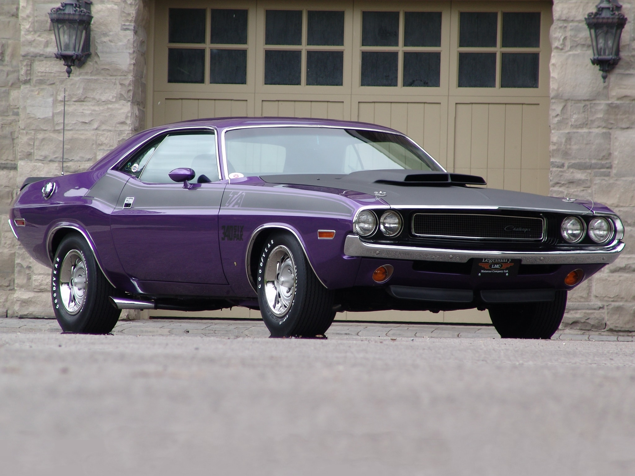 1970 Dodge Challenger T/A widescreen wallpapers