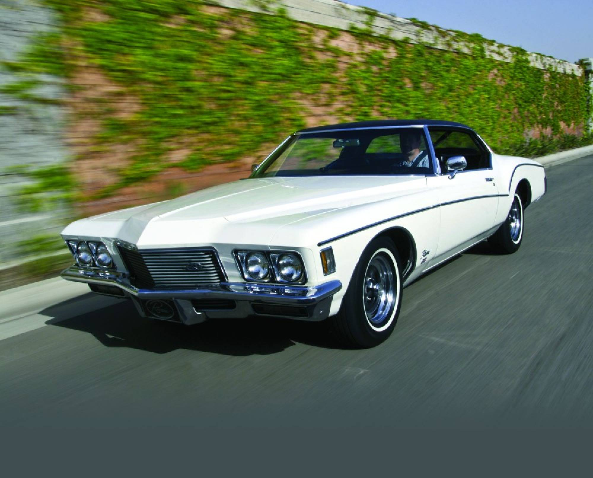 1971 Buick Riviera widescreen wallpapers