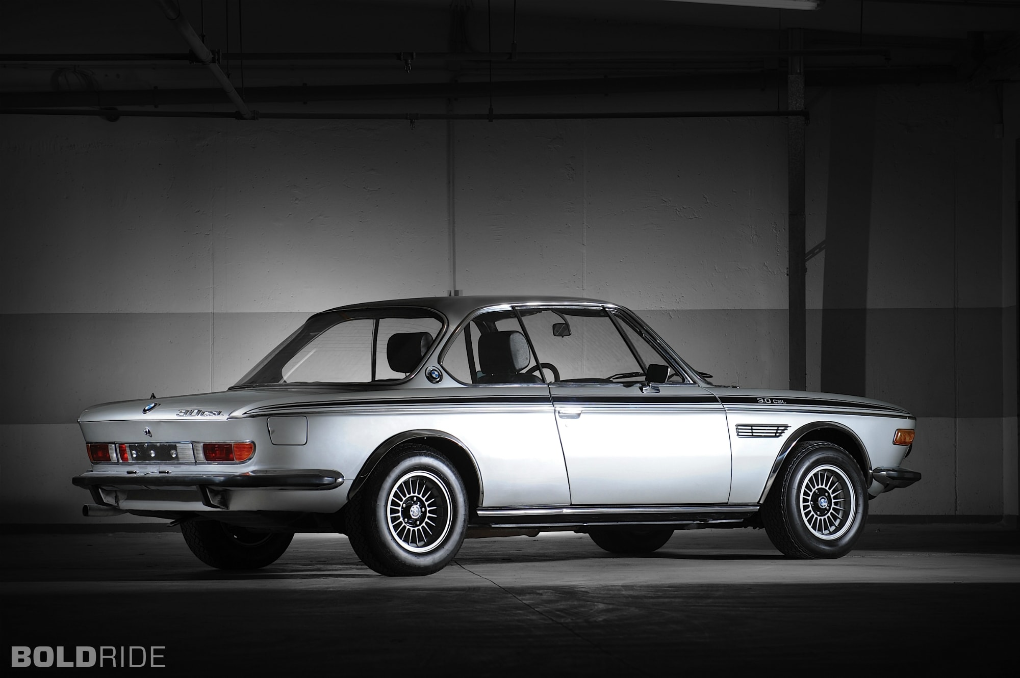 1973 BMW 3.0 CSi widescreen wallpapers
