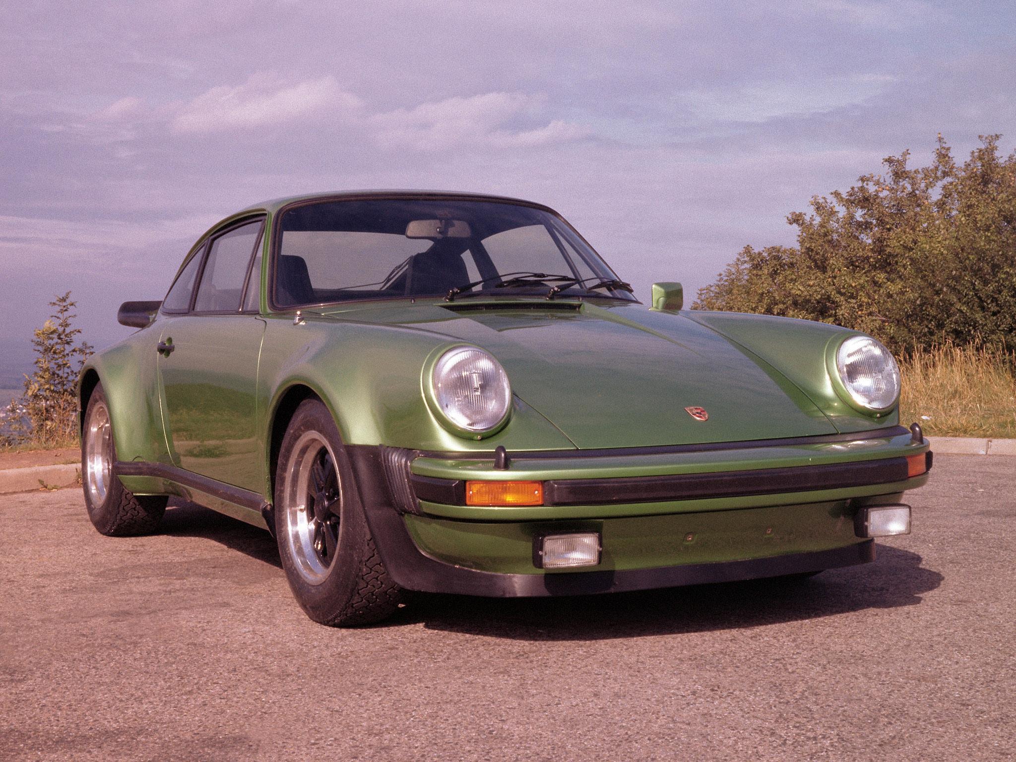 1976 Porsche 911 Turbo (930) widescreen wallpapers