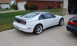 1990 Nissan 300ZX Twin Turbo widescreen wallpapers