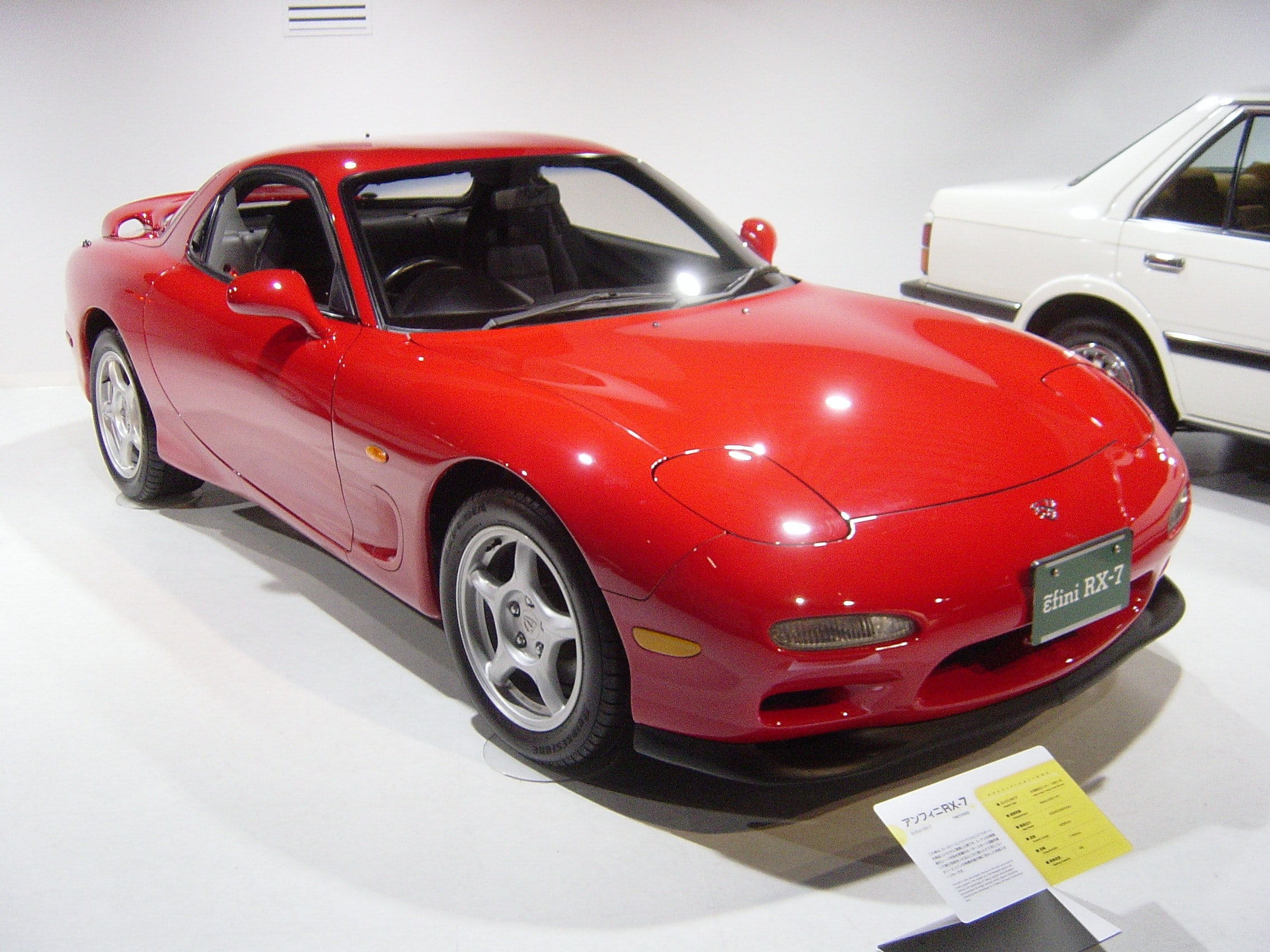 1993 Mazda RX-7 widescreen wallpapers