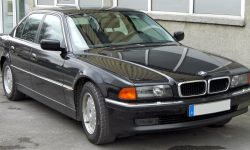 1995 BMW 7 Series HQ wallpapers