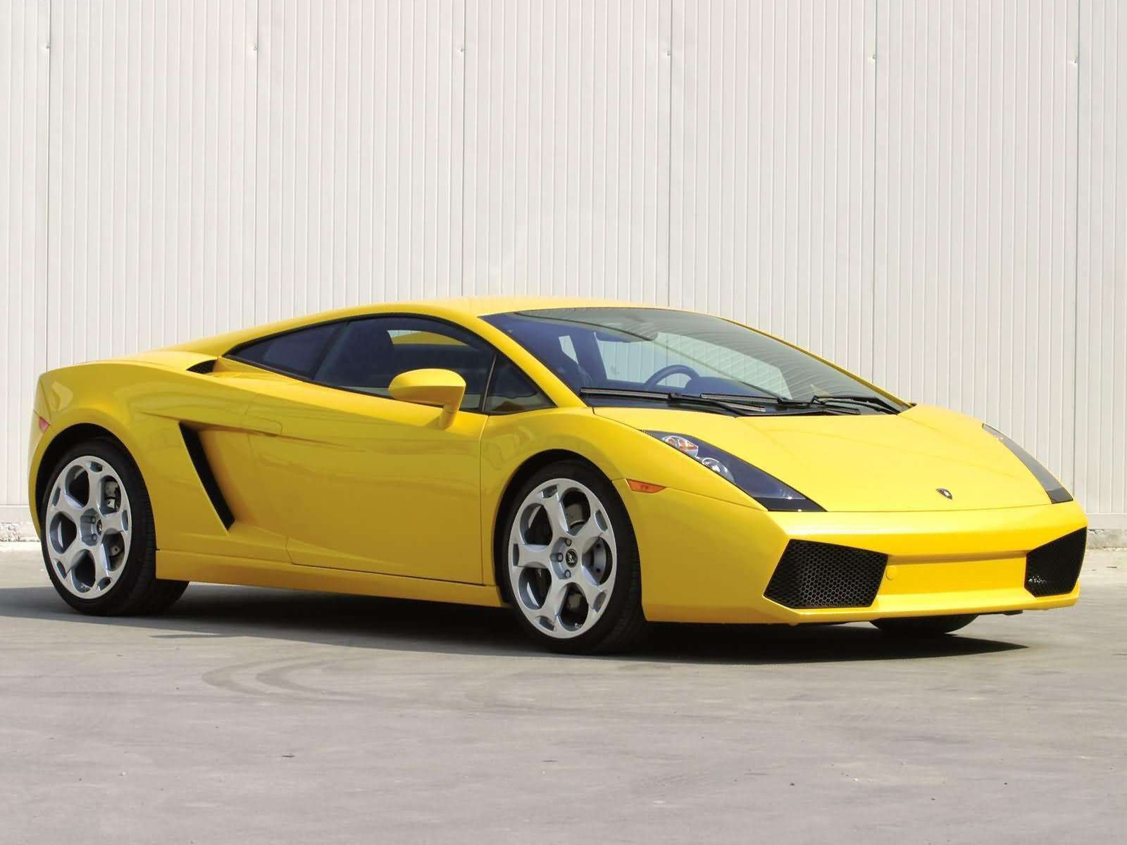 2003 Lamborghini Gallardo Wallpapers Widescreen